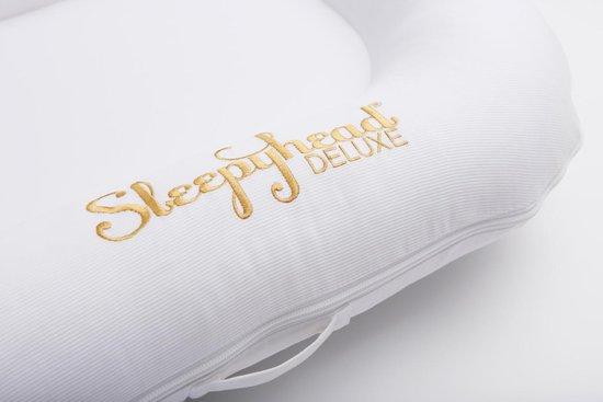 Sleepyhead Babynestje Deluxe+ Pristline White