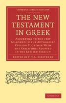Boek cover The New Testament in Greek van