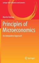 Boek cover Principles of Microeconomics van Martin Kolmar