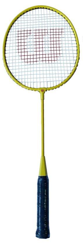 Badminton Set Wilson Junior 60 cm 2 rackets + 2 shuttles