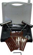 31 Delige Autoband auto band reparatie set Proffesioneel zelf je autoband plakken in handig opberg doos
