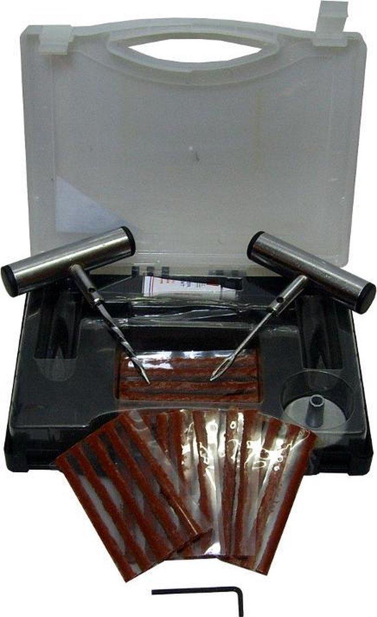 31-Delige Autoband reparatie set Professioneel zelf je autoband plakken - Merkloos