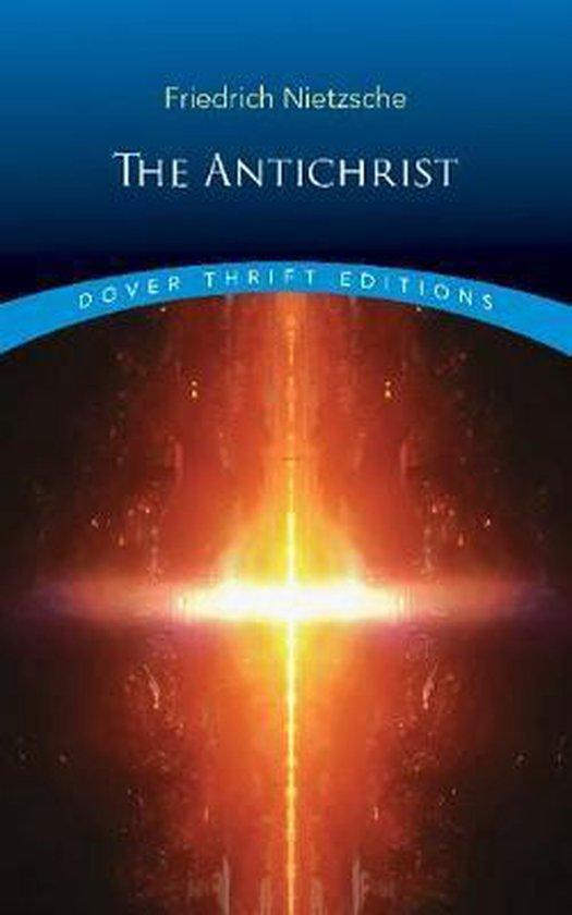 Boek cover The Antichrist van Friedrich Nietzsche (Paperback)