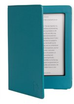 Gecko Covers - Luxe Sleepcover voor Kobo Aura H2O - Azuurblauw