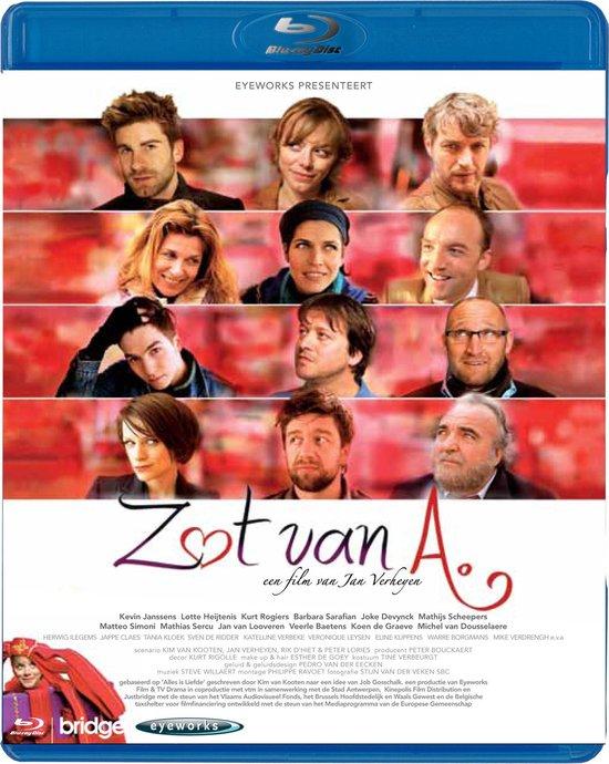 Cover van de film 'Zot Van A'