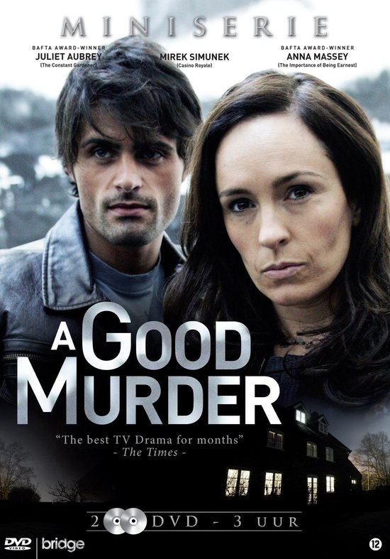 Cover van de film 'A Good Murder'