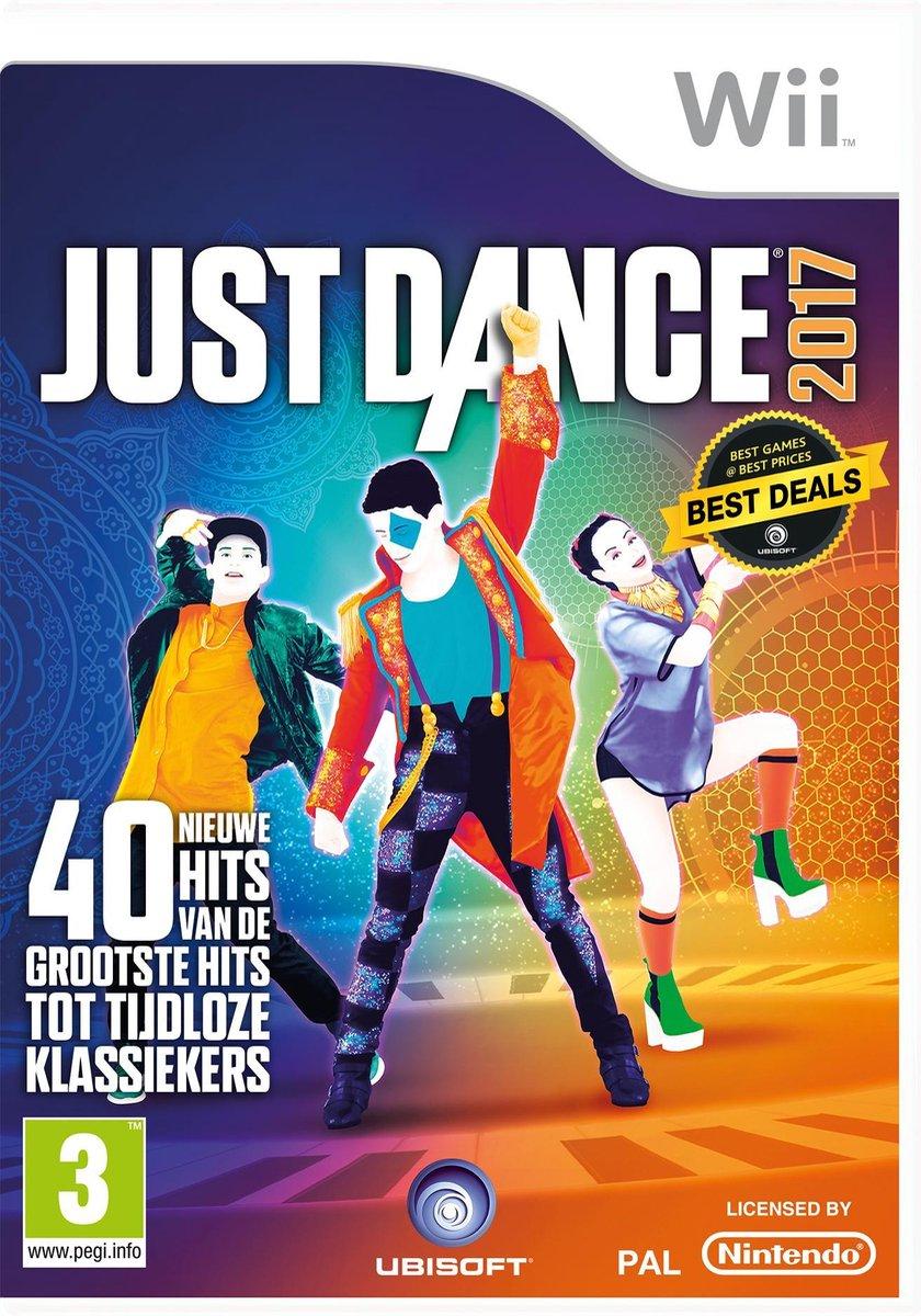 Just Dance 2017 - Wii - Nintendo WIJ