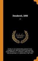 Dendereh, 1898