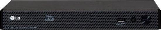 LG BP450 - Blu-ray speler - Zwart