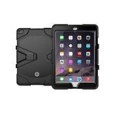 Casecentive Survivor Hardcase -  Extra beschermende hoes iPad 2017 / 2018 zwart