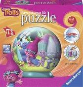 Ravensburger Trolls 3D Puzzel - 72 stukjes