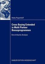 Cross Buying Extended in Multi Partner Bonusprogrammen