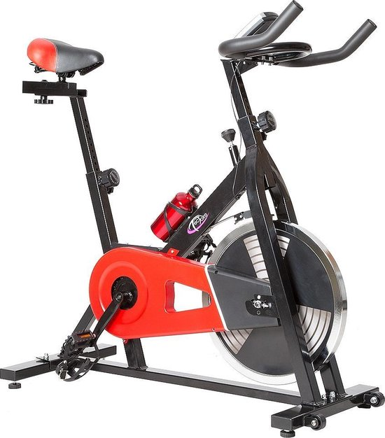 tectake - Indoor cycling bike spinningfiets indoor bike spinner - 401714