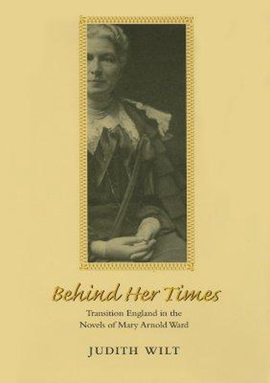 Behind Her Times