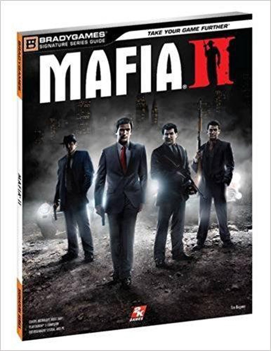 Mafia II Signature Series Strategy Guide