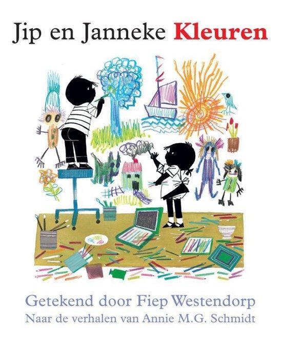 Jip en Janneke Kleuren - Annie M.G. Schmidt |