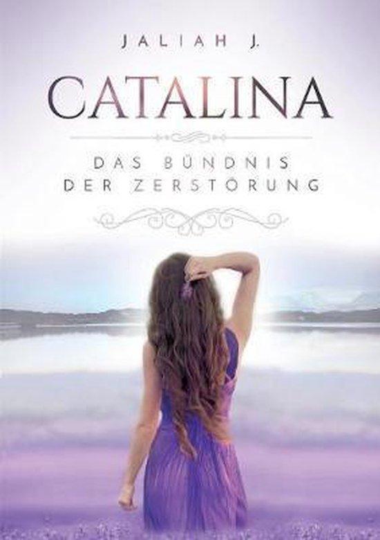Boek cover Catalina 2 van Jaliah J. (Paperback)