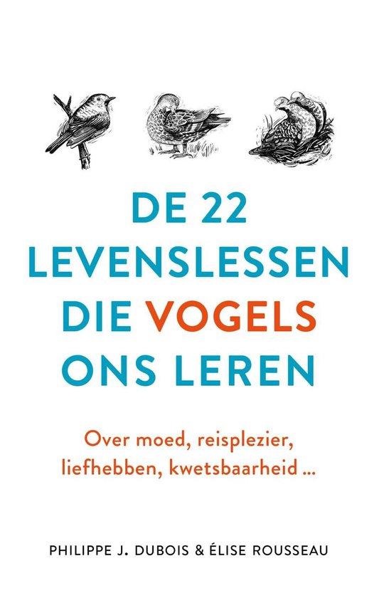 De 22 levenslessen die vogels ons leren - Philippe J. Dubois |