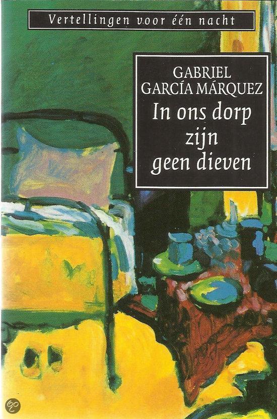 In ons - Gabriel Garcia Marquez |