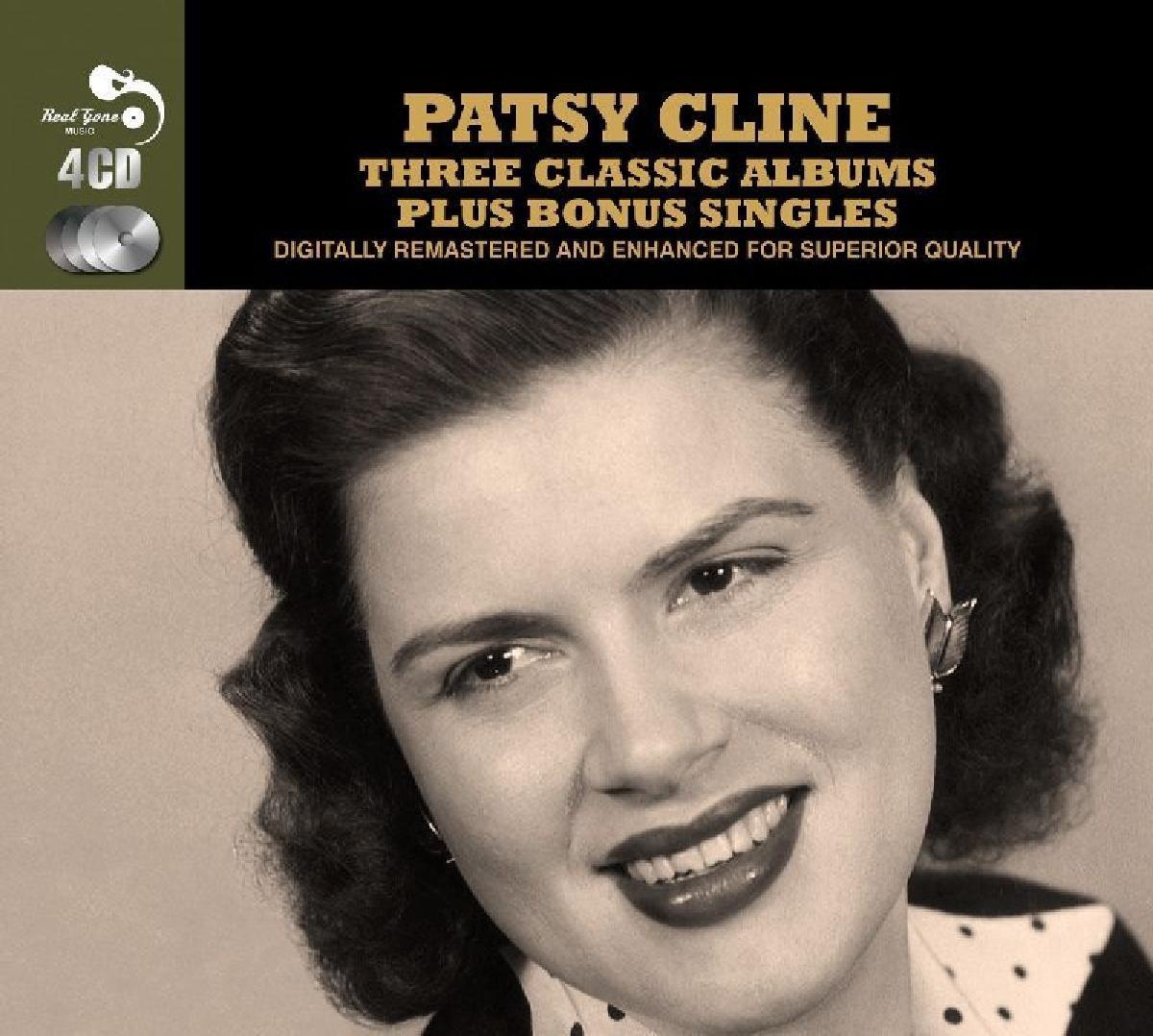 3 Classic Albums Plus - Patsy Cline