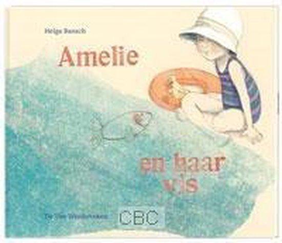 Amelie en haar vis - Helga Bansch  