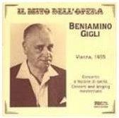 Il Mito Dell' Opera: Beniamino Gigli A Vienna (195