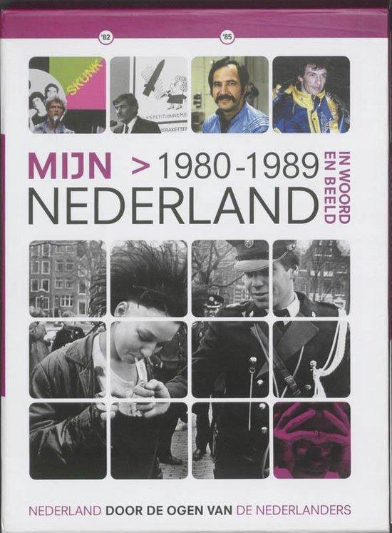 Mijn Nederland in woord en beeld 5 1980 - 1989 - Nvt. |