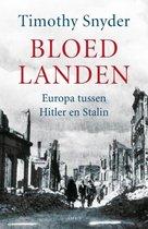 Boek cover Bloedlanden van Timothy Snyder (Onbekend)