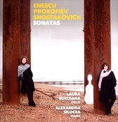 Enusca, Prokofiev, Shostakovich: Cello Sonatas