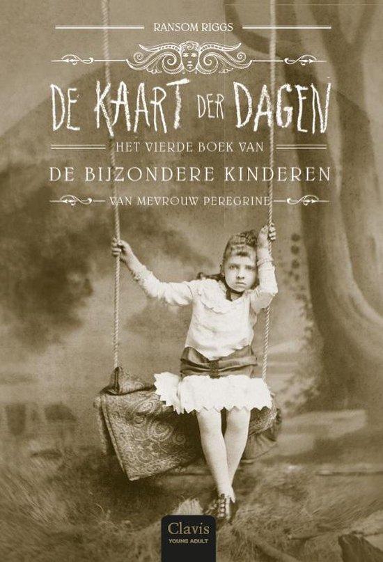 De bijzondere kinderen van mevrouw Peregrine 4 - De kaart der dagen - Ransom Riggs | Fthsonline.com