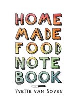 Home made food note book (EN)