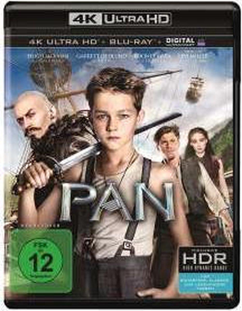 Pan (Ultra HD Blu-ray)-