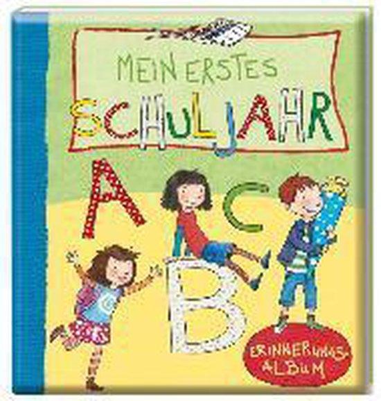 Mein erstes Schuljahr Erinnerungsalbum