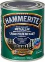 Hammerite Metaallak Donkerblauw Satijn 750 Ml