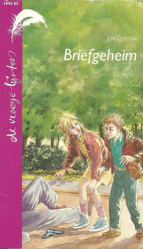 Briefgeheim - Jan Terlouw |