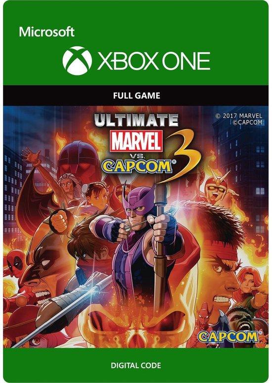 Ultimate Marvel vs Capcom 3 – Xbox One Download