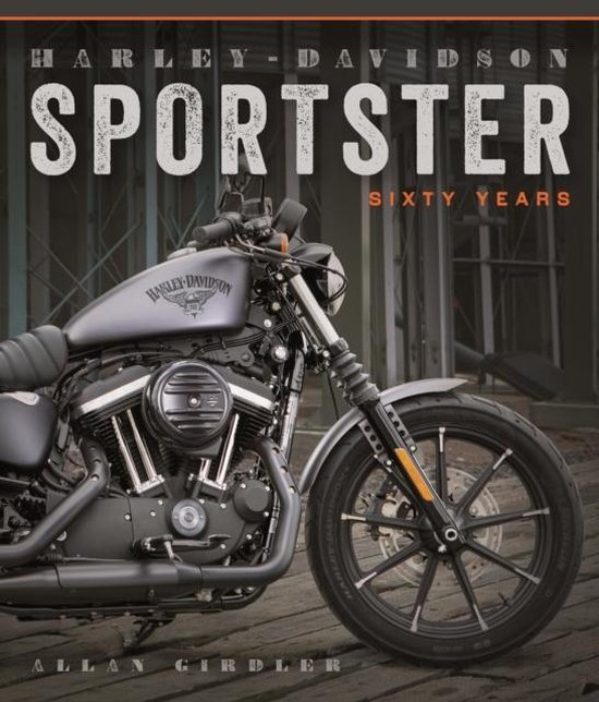 Boek cover Harley-Davidson Sportster van Allan Girdler (Hardcover)