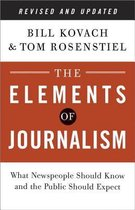 Elements of Journalism, the
