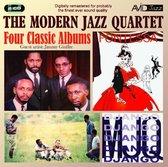 Four Classic Albums (The Modern Jazz Quartet / Dja