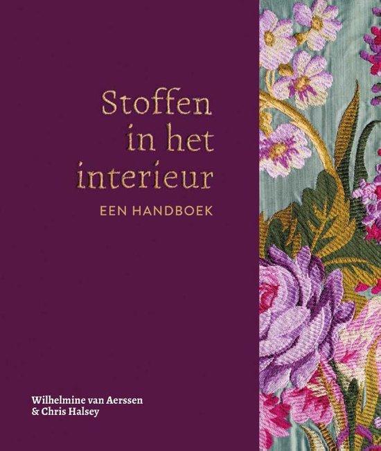 Boek cover Stoffen in het interieur van Wilhelmine van Aerssen (Hardcover)