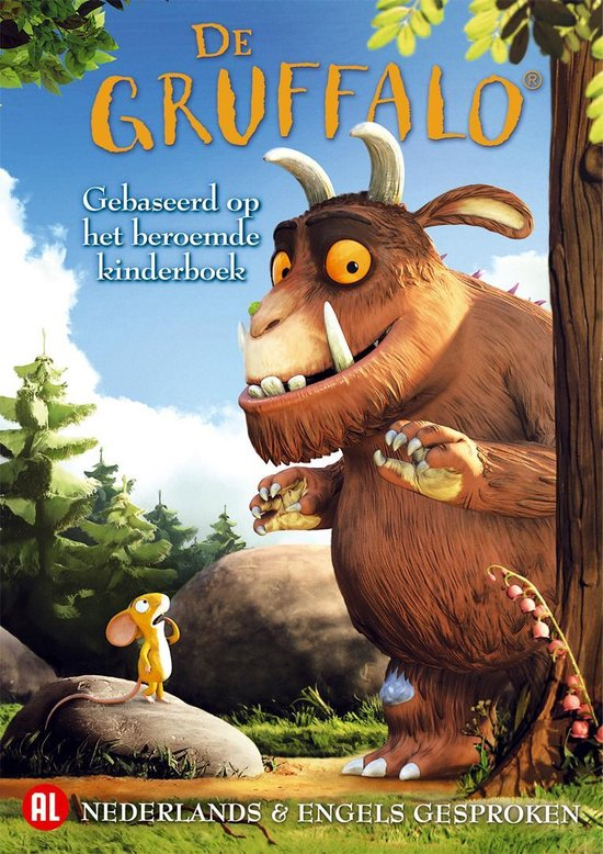 Cover van de film 'Gruffalo'