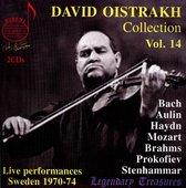 David Oistrakh Collection   Legendary Treasures Vo