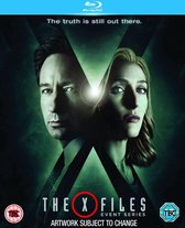 The X-Files: The Event Series [Blu-ray] (import)