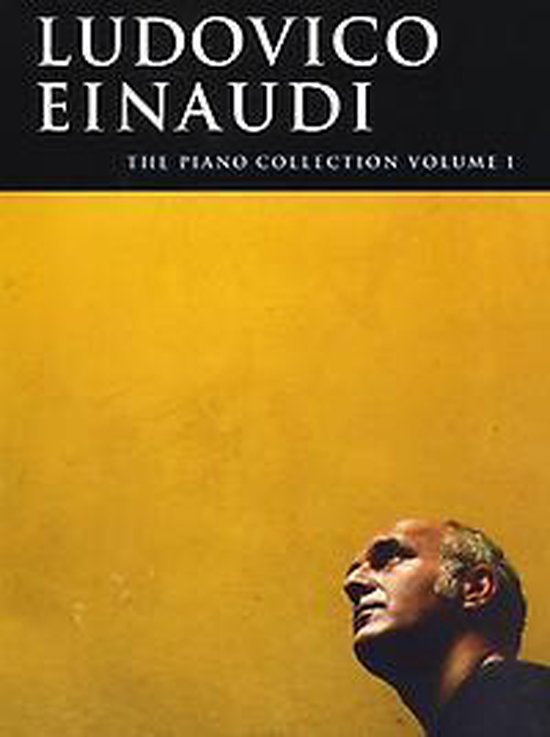 Boek cover Ludovico Einaudi: The Piano Collection van Ludovico Einaudi (Paperback)