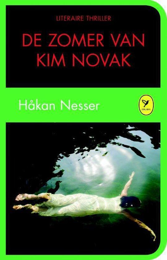 De zomer van Kim Novak - Hakan Nesser  