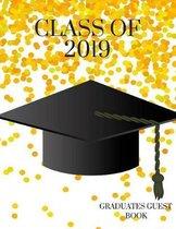 Class of 2019 Graduates Guest Book