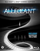 Divergent Series - Allegiant (Blu-ray + DVD)