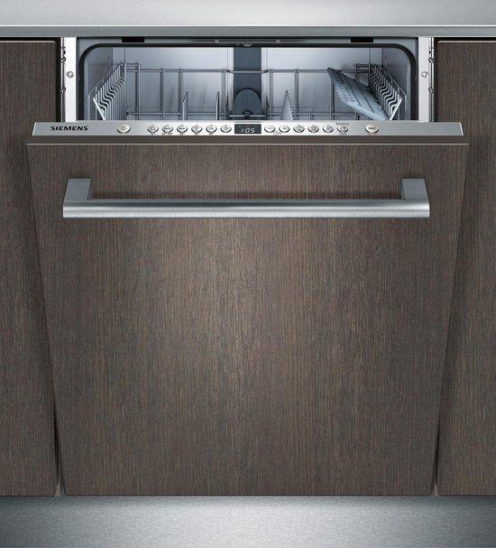 Siemens SN636X01GE iQ300 - Inbouw Vaatwasser