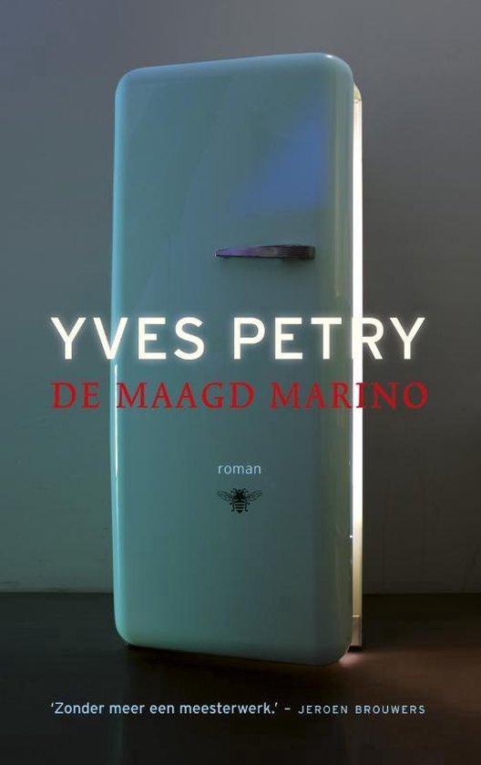 Cover van het boek 'De maagd Marino' van Yves Petry