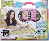 Project Mc² Circuit Beats Experiment